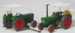 Preiser 17920 : HO Scale Tow Truck Kit Deutz